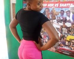 Ama, 28, Sunyani, Brong-Ahafo, Ghana